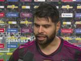 """Néstor Araujo: """"Las finales se ganan, hay que aceptarlo, sí duele"""""""