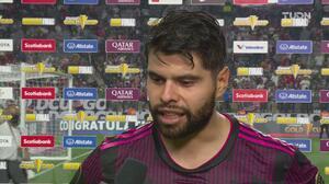 """Araujo acepta frustración pero dice: """"Lo importante es ir al Mundial"""""""