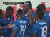 ¡A la red! Ricardo Ade cobra y un desvío pone el 2-1 para Haití