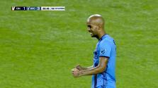 ¡Baile y goleada! Héber quema las redes y New York City marca el cuarto gol