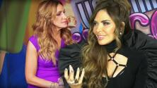 Gloria Trevi revela a Lili que sigue preparando la serie de TV en la que contará la verdad de su vida