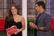 Rafael Araneda compartió una anécdota con Karina Banda ahora que serán pareja en la TV por Enamorándonos