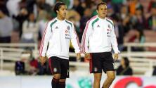 """Cuauhtémoc Blanco: """"Vela y Giovani son grandes jugadores, pero les falta carácter"""""""