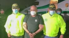 Narcotraficante 'Otoniel' declaró que actuaba guiado por brujas, según la policía