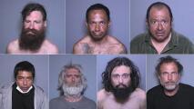 Preocupación en el condado de Orange por liberación de siete depredadores sexuales