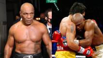 Mike Tyson critica a Mayweather y lo reta a que se enfrente a Pacquiao