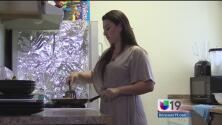 Carol Emanuela Chacón, una inmigrante que añora volver a su Costa Rica