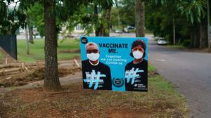Es real: los números muestran que la nueva ola de covid-19 se concentra en los no vacunados