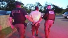 At least 100 undocumented immigrants arrested in ICE raids in six states