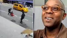 Repartidor de UPS es premiado con el Ángel del 41 tras ayudar a un joven que fue golpeado y robado