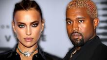 El romance de Kanye West e Irina Shayk no se ha apagado, siguen saliendo juntos