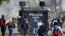 Repudio popular en Colombia ante el suicidio de una joven que aparentemente fue abusada sexualmente por policías