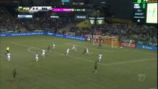 FC Dallas sacó valioso empate en Portland en partido que terminó con ánimos caldeados