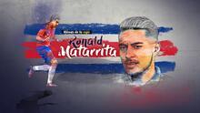 Ronald Matarrita Gold Cup Soccer Player