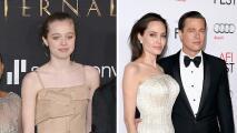 Así ha cambiado Shiloh a través de los años: ¿se parece más a Brad Pitt o a Angelina Jolie?