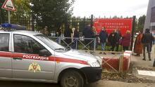 Al menos ocho muertos y varios heridos deja un tiroteo en una universidad en Rusia