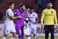 Colo Colo viene de atrás para derrotar a Melgar y se mantiene con vida en Libertadores
