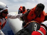 Buscan a 250 personas desaparecidas en dos naufragios en el mar Mediterráneo