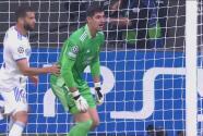 Las grandes atajadas de Courtois para que Real Madrid venciera al Inter