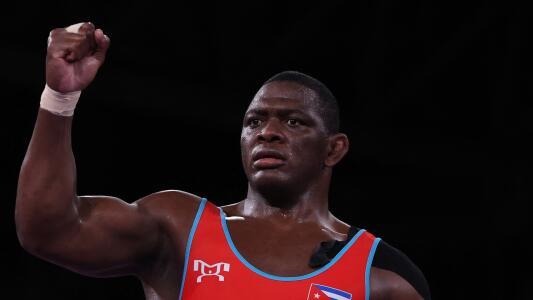 Histórico: El cubano Mijaín López lora su cuarto oro olímpico en lucha