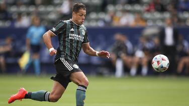 Chicharito no regresará con LA Galaxy este fin de semana