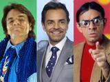 Eugenio Derbez revive a Ludovico P. Luche y Armando Hoyos para pronunciarse contra grito homofóbico de fútbol