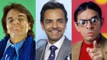 Eugenio Derbez revive a Ludovico P. Luche y a Armando Hoyos para pronunciarse contra grito homofóbico de fútbol