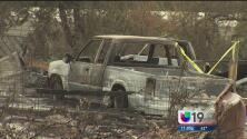 Aumenta cifra de muertos por incendios en CA