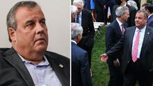Chris Christie reconoce que fue un error no ponerse la mascarilla en la Casa Blanca
