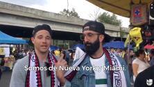 Desde Miami y Nueva York viajan hacia el Azteca para apoyar al América