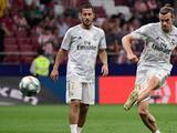 """Ancelotti revela nuevas molestias de Hazard; asegura que lesión de Bale """"es importante"""""""