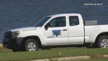 Hallan muerto a un hombre en el Falls Lake en Durham
