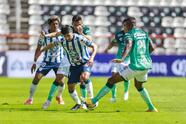El doblete de Víctor Guzmán y los goles de Matías Catalán y Roberto de la Rosa confirman la holeada 4-0 de Pachuca sobe León en la jornada 1 del Apertura 2021.