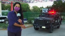 Autoridades mexicanas lanzan un operativo sorpresa contra campamento de migrantes