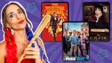Qué películas y series se estrenan en agosto en streaming o en cines