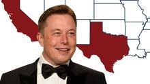 Estas son las razones por qué Elon Musk movió la sede de Tesla de California a Texas