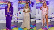 El veredicto de la moda de Jomari Goyso: Quién fue la mejor vestida de Premios Juventud