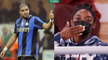 """Adriano apoya a Simone Biles: """"Sé lo que estás pasando"""""""