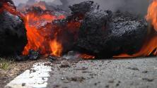 Erupciones de lava de hasta 230 pies, se han registrado en Hawaii