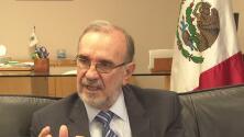 """Carlos Sada sobre consejos de inmigración: """"Estamos recomendado que se hagan un diagnóstico migratorio"""""""