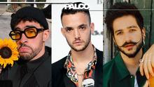 Bad Bunny y Camilo favoritos en los Latin Grammy