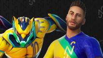 ¡A escena! Neymar está a horas de aparecer en Fortnite