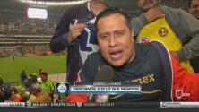 Destápate: Seguidores del América y Pumas desaatn su pasión y bronca post partido