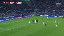 ¡Sorpresa! Dzeko puso el primero de Bosnia sobre Francia