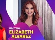 Elizabeth Álvarez habla de su nuevo canal de cocina con Karina Banda en El Break de las 7