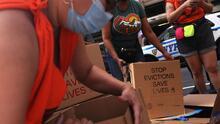 Cese de moratoria nacional a los desalojos tiene a miles de personas en EEUU en vilo y llenos de preocupación