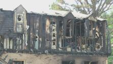 Residentes quedan desplazados por incendio en un vecindario de Gwinnett