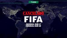 Ofical: FIFA cancela Mundial Sub-20 y Sub-17 del 2021