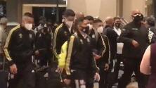 Tigres llegó a Orlando para la Concachampions