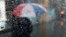 Jueves de cielo mayormente nublado y probabilidad de lluvia en Nueva York